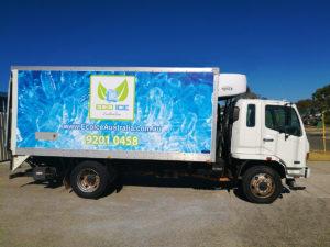 eco ice truck