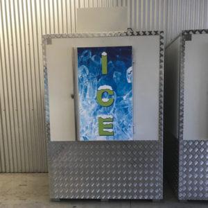 refrigerated Icebox
